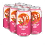 Breezer Watermelon Berry 6 C
