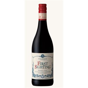 First Sighting Shiraz 750ml