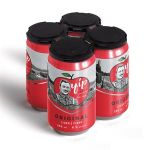 Yip Cider Original 4 C