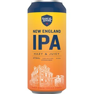 Samuel Adams New England IPA 473ml