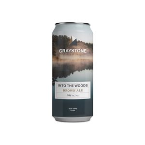 Graystone Brewing Into The Woods 473ml