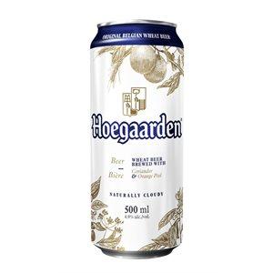 Hoegaarden Wheat Beer 500ml