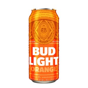 Bud Light Orange 473ml
