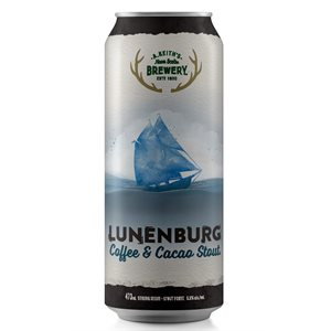 Keiths Lunenburg Coffee & Cacoa Stout 473ml