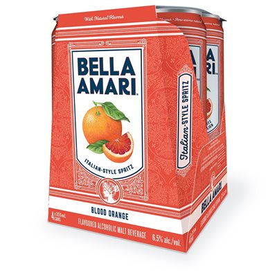 Bella Amari Blood Orange 4 C