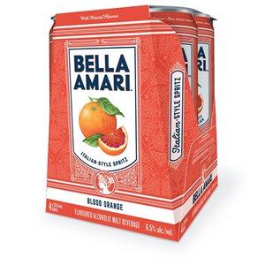 Bella Amari Blood Orange 4 C