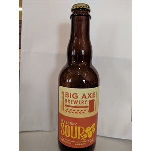 Big Axe Seaberry Sour 375ml
