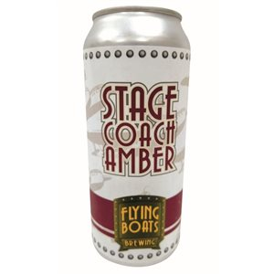 Flying Boats Stagecoach Amber Ale 473ml