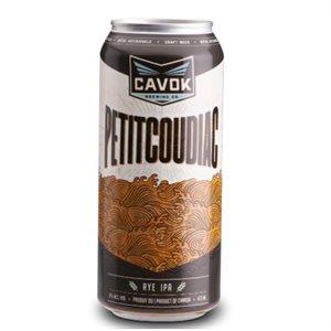 Cavok Brewing Peticoudiac Rye IPA 473ml