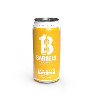 13 Barrels Brewing Pabineau Pale Ale 473ml