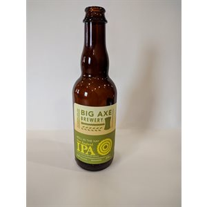 Big Axe Roll In The Hay New England IPA 375ml