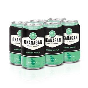 Okanagan Premium Ginger Apple 6 C