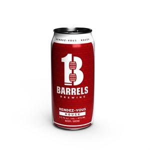13 Barrels Brewing Rendezvous Rouge 473ml