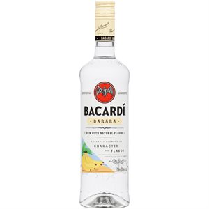Bacardi Banana 750ml