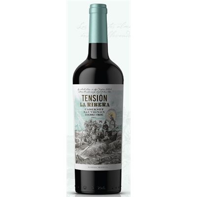Tension La Ribera Cabernet Sauvignon 750ml