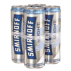 Smirnoff Ice Light 4 C