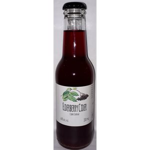 Gagetown Distilling & Cidery Elderberry Cider 200ml