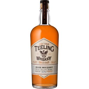 Teeling Single Grain Irish Whiskey 750ml