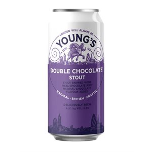 Youngs Double Chocolate Stout 440ml C