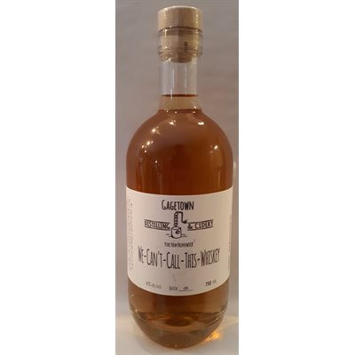 Gagetown Distilling & Cidery We Can't Call This Whiskey 750ml
