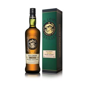 Loch Lomond Original Single Malt Whisky 750ml