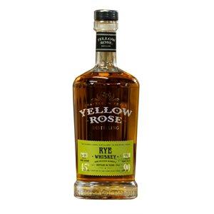 Yellow Rose Rye Whiskey 750ml
