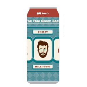Beaus Tom Green Cherry Milk Stout 473ml