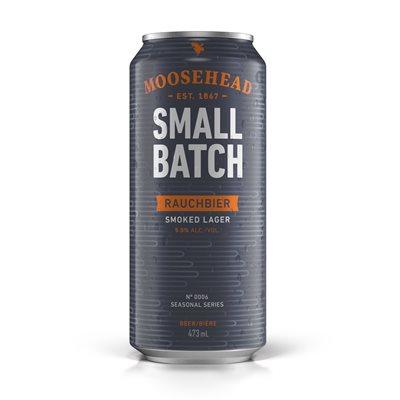 Moosehead Small Batch Rauchbier 473ml