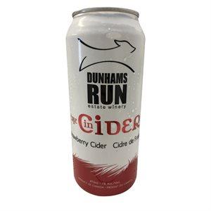 Dunhams Run Strawberry Cider 473ml