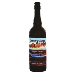 Johnny Jacks Mother Pucker Cranberry Sour 750ml