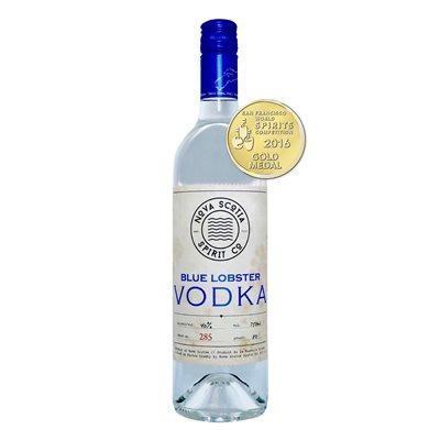 Blue Lobster Vodka 750ml