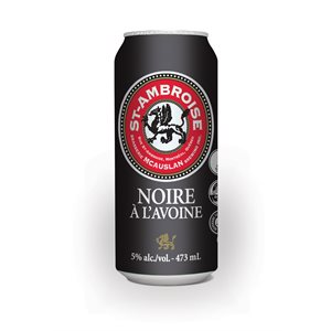 St Ambroise Oatmeal Stout 473ml