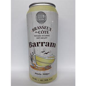 Brasseux D'La Cote Barram 473ml