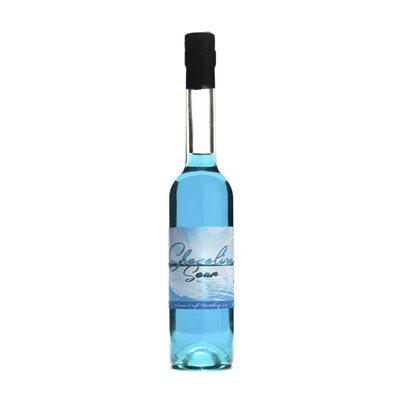 Sussex Distillery Shoreline Blue Raspberry Liqueur 375ml