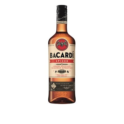 Bacardi Spiced 1140ml