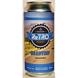 Retro Brewing Roadtrip 473ml
