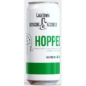 Gagetown Distilling & Cidery Hopped Cider 473ml