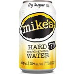 Mikes Hard Sparkling Water Lemon 6 C