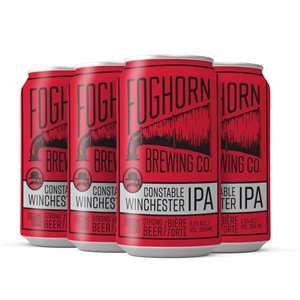 Foghorn Constable Winchester IPA 4 C