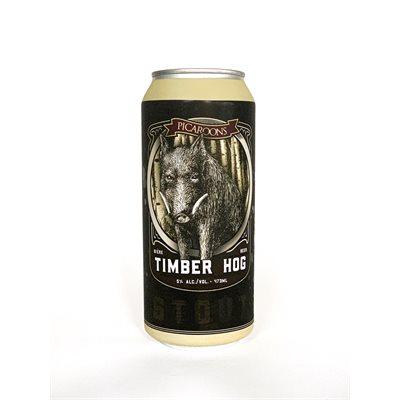 Picaroons Timber Hog Stout 473ml