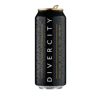 Lost Craft Divercity Lager 473ml