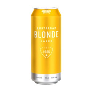 Amsterdam Blonde Lager 568ml
