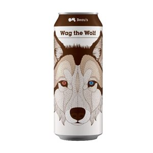 Beaus Wag the Wolf White IPA 473ml