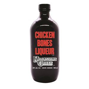 Moonshine Creek Ganong Chicken Bones Liqueur 500ml