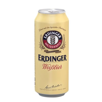 Erdinger Weissbier 500ml C