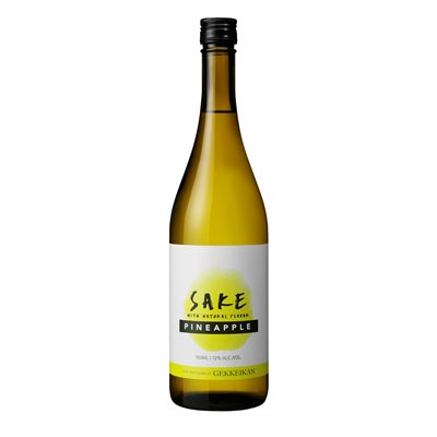 Gekkeikan Pineapple Flavoured Sake 750ml