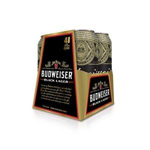Budweiser Black Lager 4 C