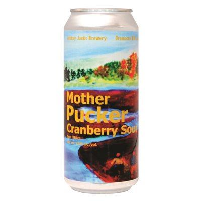 Johnny Jacks Mother Pucker Cranberry Sour 473ml