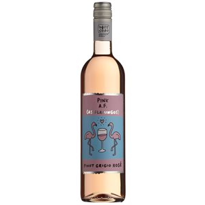 Wine Chat Pink A.F Rose 750ml