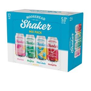 Moosehead Shakers 12 C